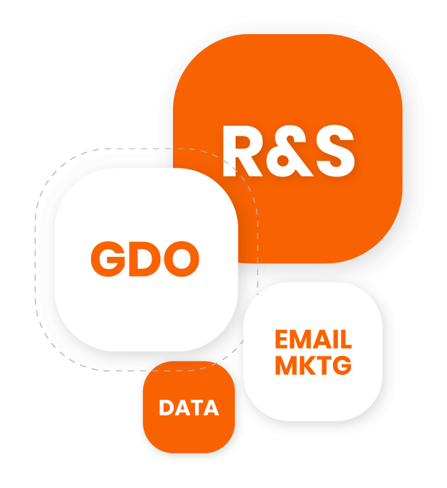 RS, GDO, DATABASE CLIENTI, EMAIL MARKETING